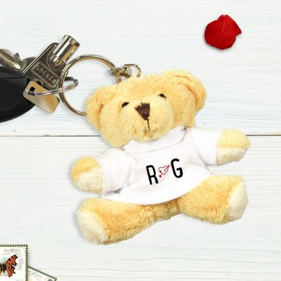 Teddy Keyrings